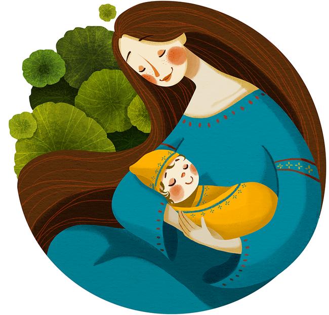 Không có người đàn bà nào muốn phải làm mẹ đơn thân, nhưng vì con mẹ sẵn sàng đương đầu với số phận - Ảnh 2.