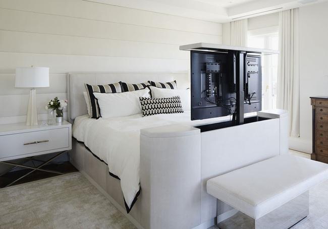 Kiểu phòng ngủ đẹp bất chấp chẳng thể lỗi thời cùng năm tháng - Ảnh 1.