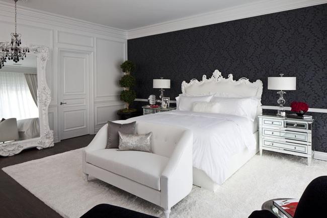 Kiểu phòng ngủ đẹp bất chấp chẳng thể lỗi thời cùng năm tháng - Ảnh 2.