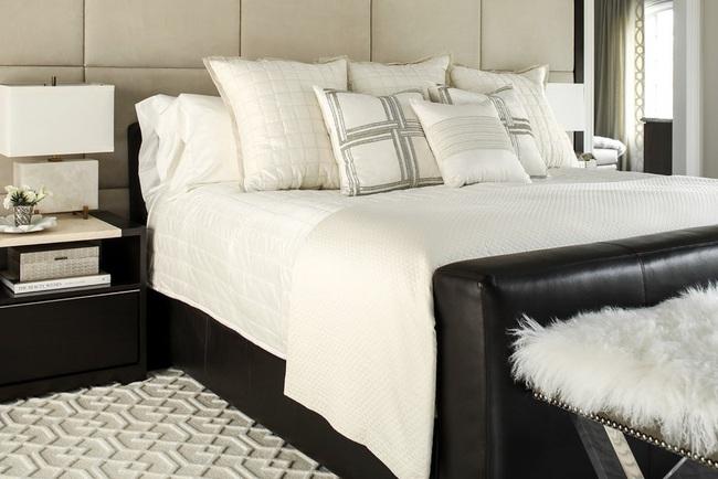 Kiểu phòng ngủ đẹp bất chấp chẳng thể lỗi thời cùng năm tháng - Ảnh 6.