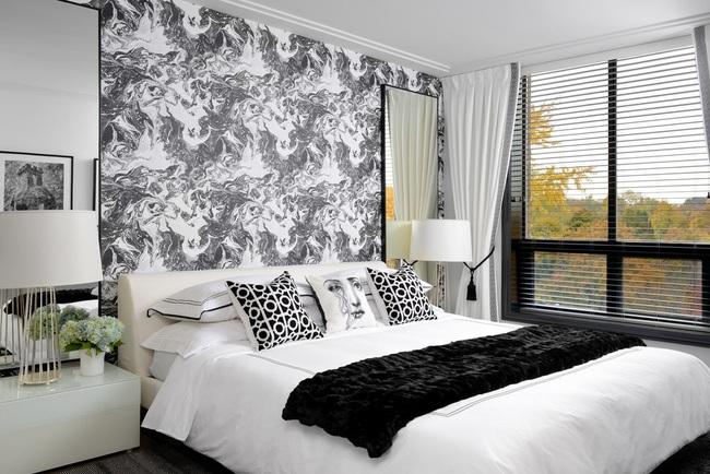 Kiểu phòng ngủ đẹp bất chấp chẳng thể lỗi thời cùng năm tháng - Ảnh 7.