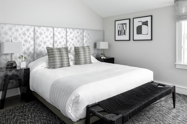 Kiểu phòng ngủ đẹp bất chấp chẳng thể lỗi thời cùng năm tháng - Ảnh 8.