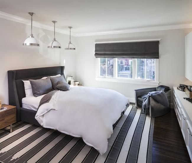 Kiểu phòng ngủ đẹp bất chấp chẳng thể lỗi thời cùng năm tháng - Ảnh 9.