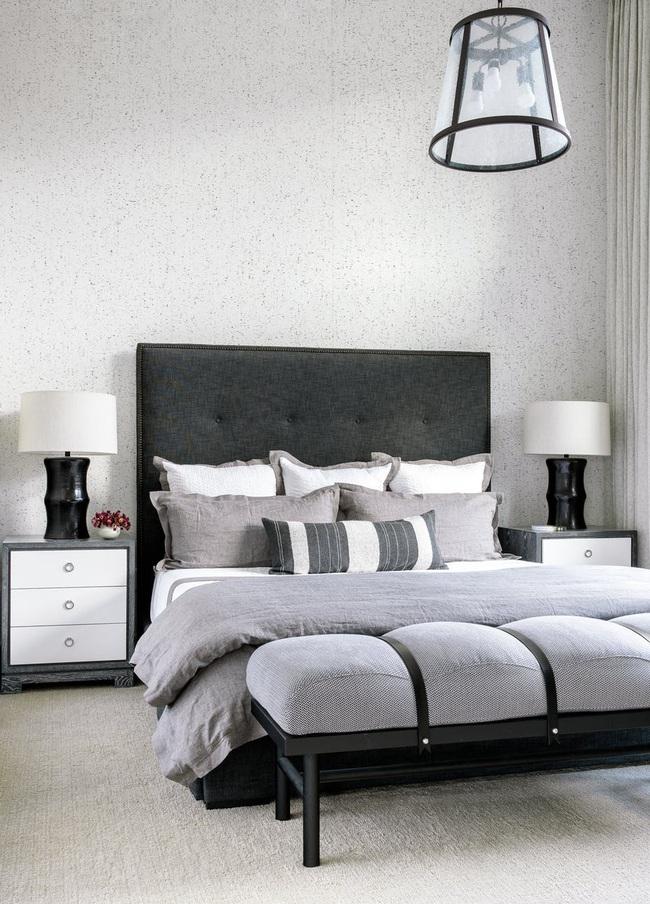 Kiểu phòng ngủ đẹp bất chấp chẳng thể lỗi thời cùng năm tháng - Ảnh 10.
