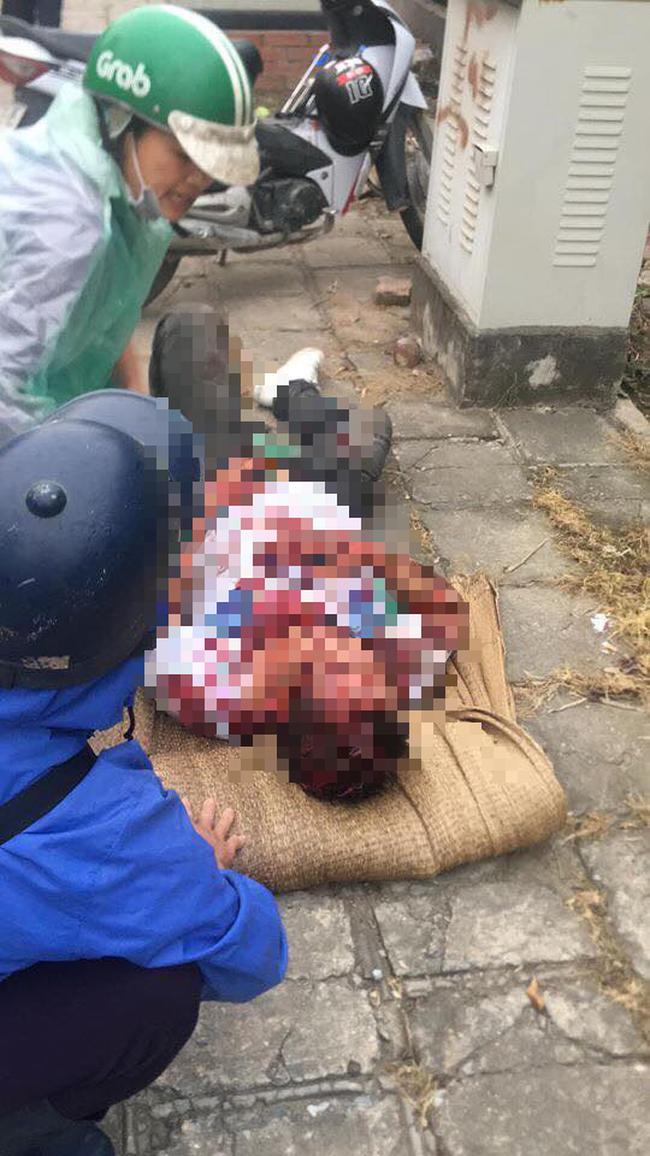 Hà Nội: Rạng sáng 2 vụ tự gây tai nạn, một người tử vong - Ảnh 3.