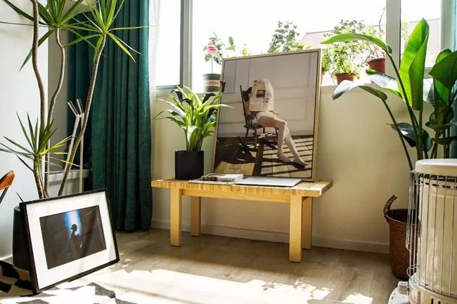 Cô gái xinh đẹp 29 tuổi biến căn hộ cũ 40m2 thành không gian sang chảnh đáng mơ ước - Ảnh 16.