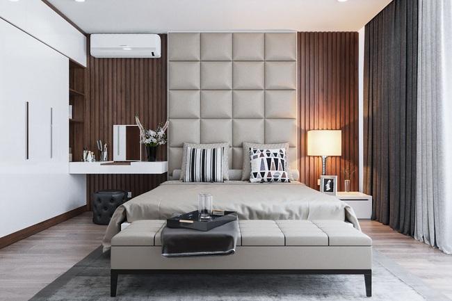 Tư vấn thiết kế căn hộ chung cư 45m2 dành cho người sống độc thân với chi phí 110 triệu đồng - Ảnh 13.