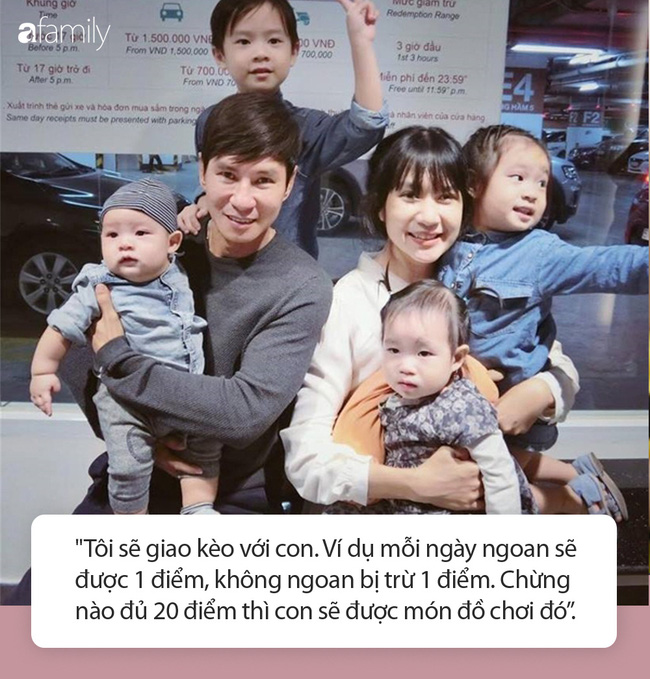 Vừa nổi tiếng vừa giàu nhưng sao Việt luôn siết chặt chi tiêu của con: Không phải cứ có tiền là được tiêu phung phí - Ảnh 1.