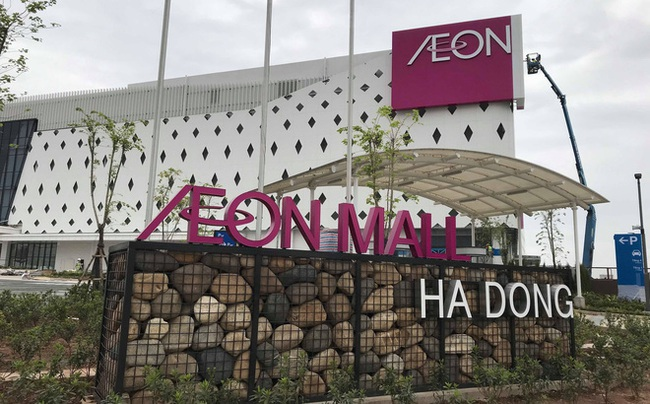 Chưa đến ngày khai trương, khu tổ hợp thương mại lớn nhất miền Bắc Aeon Mall Hà Đông đã thu hút sự chú ý của vô số cư dân mạng - Ảnh 9.