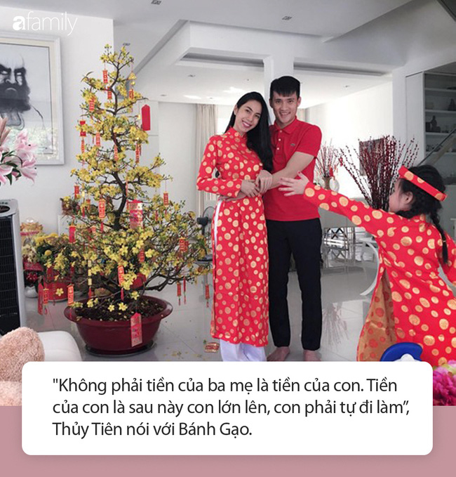 Vừa nổi tiếng vừa giàu nhưng sao Việt luôn siết chặt chi tiêu của con: Không phải cứ có tiền là được tiêu phung phí - Ảnh 4.