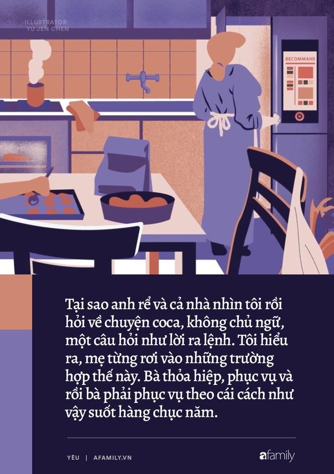 """Trước khi đi lấy chồng mẹ nhắn nhủ: """"Con cố gắng đừng sống như mẹ"""" và câu chuyện về những người con dâu không được đối xử như """"con"""" trong nhà chồng - Ảnh 3."""