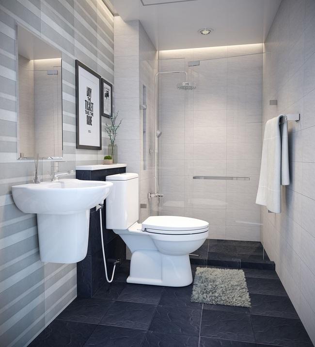 Tư vấn thiết kế căn hộ chung cư 45m2 dành cho người sống độc thân với chi phí 110 triệu đồng - Ảnh 6.