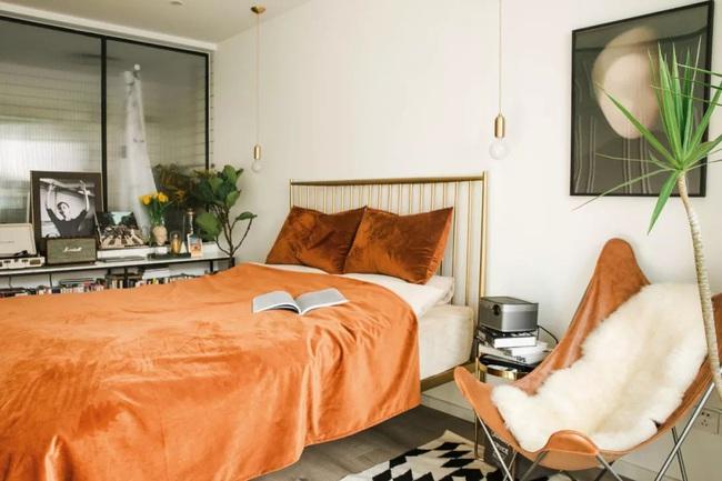 Cô gái xinh đẹp 29 tuổi biến căn hộ cũ 40m2 thành không gian sang chảnh đáng mơ ước - Ảnh 11.