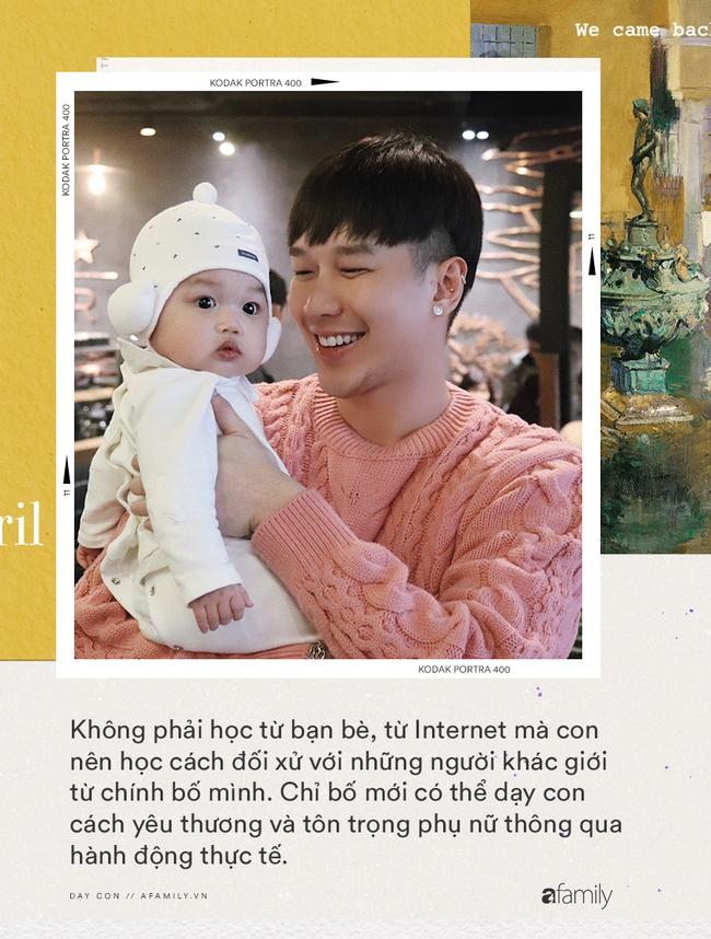 Stylist Lê Minh Ngọc - người đứng sau thành công của Hà Tăng, Hương Giang chỉ ra 8 điều nhất định phải dạy con trai, điều số 2, 3 ít ai làm được! - Ảnh 2.