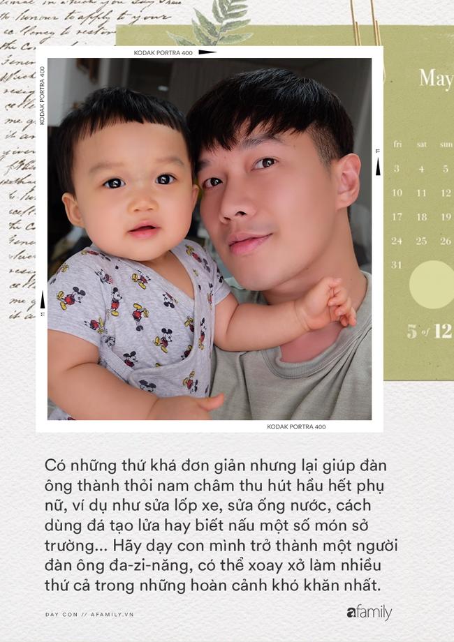 Stylist Lê Minh Ngọc - người đứng sau thành công của Hà Tăng, Hương Giang chỉ ra 8 điều nhất định phải dạy con trai, điều số 2, 3 ít ai làm được! - Ảnh 7.