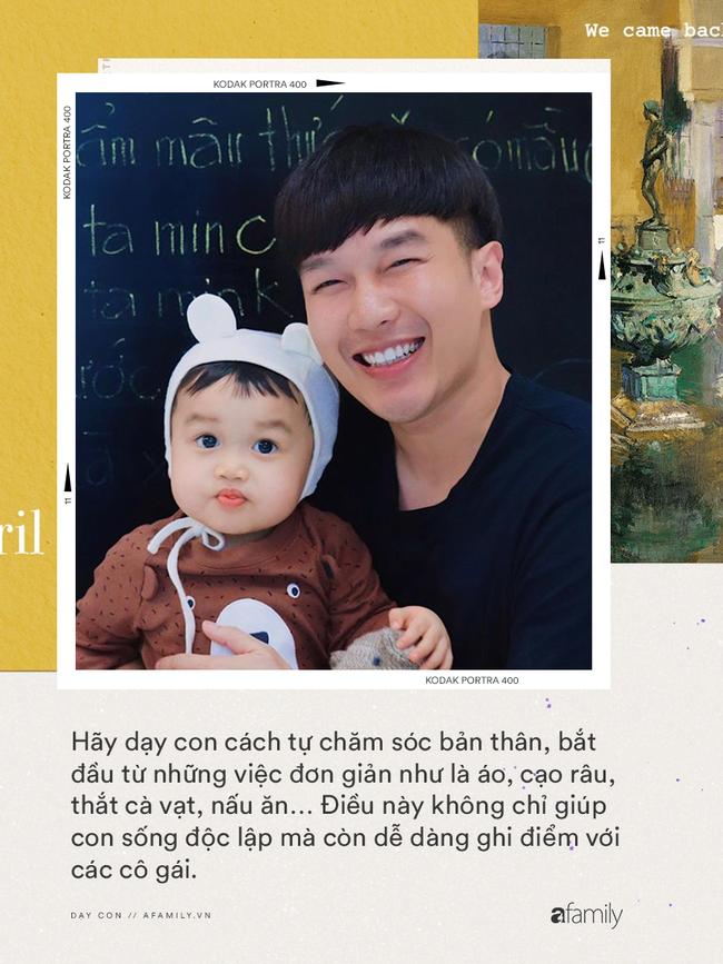 Stylist Lê Minh Ngọc - người đứng sau thành công của Hà Tăng, Hương Giang chỉ ra 8 điều nhất định phải dạy con trai, điều số 2, 3 ít ai làm được! - Ảnh 8.