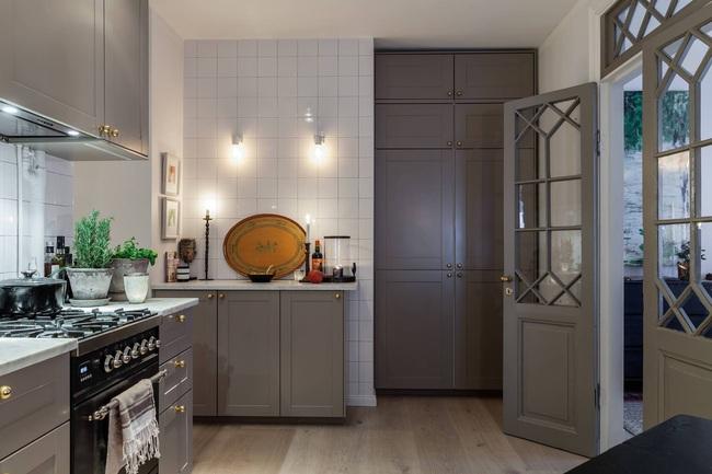 Thiết kế căn hộ ấm cúng và cực lung linh trong không gian rộng 87m2 ở Nga - Ảnh 8.