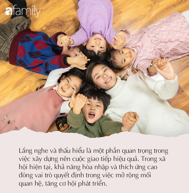 Để tăng cơ hội trong tương lai, cha mẹ hãy dạy con thành thạo 4 kỹ năng này hiệu quả hơn vùi đầu vào học đạt điểm 10 - Ảnh 1.