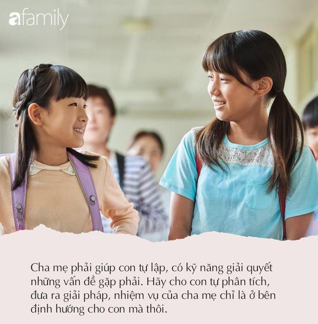 Để tăng cơ hội trong tương lai, cha mẹ hãy dạy con thành thạo 4 kỹ năng này hiệu quả hơn vùi đầu vào học đạt điểm 10 - Ảnh 2.