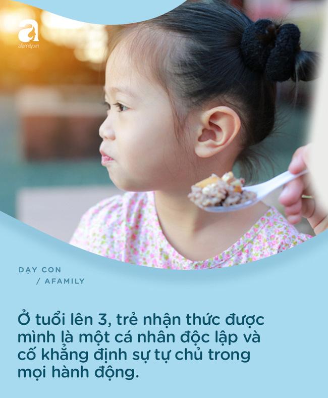 """7 biểu hiện chứng tỏ con đang """"khủng hoảng tuổi lên 3"""": Bố mẹ nắm rõ để có cách xử trí tinh tế - Ảnh 2."""