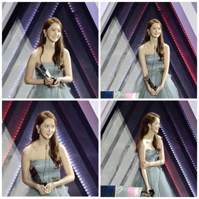 Lễ trao giải AAA 2019: Yoona xứng danh nữ thần, khiến fan vỡ òa vì quá xinh đẹp - Ảnh 5.