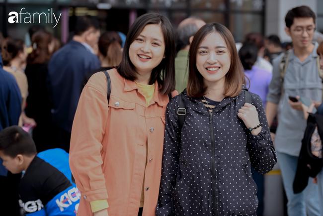 Khu siêu thị của Aeon Mall Hà Đông chính thức khai trương, người dân tìm đến gian hàng bán đồ ăn là chủ yếu - Ảnh 4.