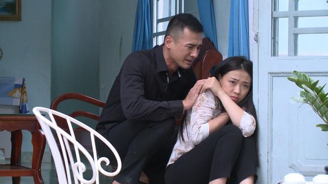 """""""Không lối thoát"""" tập 20: Ngủ với 3 phụ nữ, làm vợ bầu 8 tháng sảy thai, Minh vẫn thề thốt không gái gú  - Ảnh 4."""