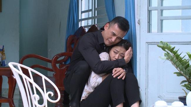 """""""Không lối thoát"""" tập 20: Ngủ với 3 phụ nữ, làm vợ bầu 8 tháng sảy thai, Minh vẫn thề thốt không gái gú  - Ảnh 5."""