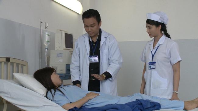 """""""Không lối thoát"""" tập 20: Ngủ với 3 phụ nữ, làm vợ bầu 8 tháng sảy thai, Minh vẫn thề thốt không gái gú  - Ảnh 10."""