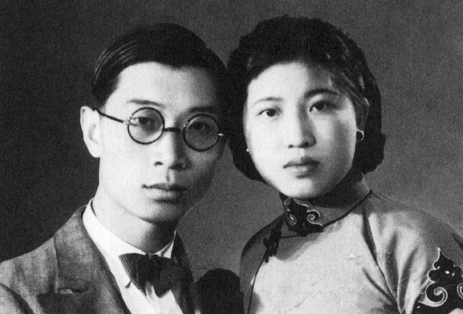 Chuyện tình của dịch giả nổi tiếng Trung Quốc: Đính hôn mới biết mặt cô dâu, vợ có cách ứng xử lạ sau loạt lần ngoại tình của chồng và cái kết cùng nhau tự vẫn lìa xa trần thế - Ảnh 1.
