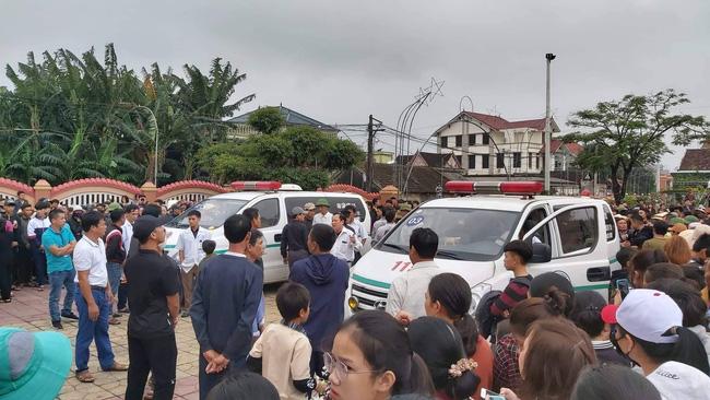 Nghệ An, Hà Tĩnh đón 13 thi hài trong vụ 39 thi thể phát hiện trên container ở Anh về quê nhà - Ảnh 2.