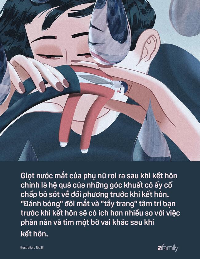"""Đêm định mệnh của cô vợ bị chồng lạnh nhạt cho đến những góc khuất hôn nhân từ mối quan hệ giữa tình yêu và """"bánh mì"""" - Ảnh 5."""