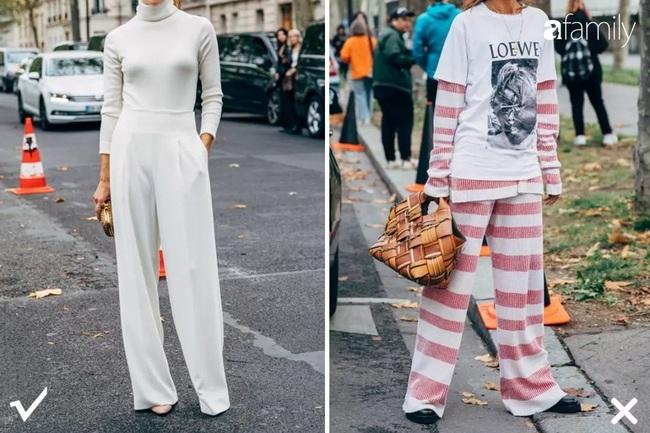 """Mùa sale tranh thủ đi mua quần ống rộng, nhưng các chị em phải tránh xa 3 loại này nếu không muốn """"dìm dáng"""" thảm thương - Ảnh 2."""