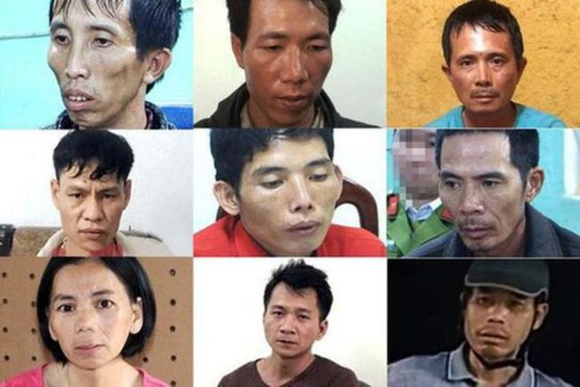 Trực tiếp phiên xét xử mẹ nữ sinh giao gà bị giết hại ở Điện Biên về tội mua bán ma túy - Ảnh 1.