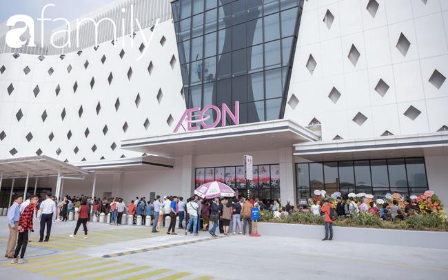 Loạt ảnh khiến bất cứ ai cũng phải thán phục trước sự chuyên nghiệp và khéo léo của người Nhật trong ngày khai trương khu siêu thị Aeon Mall Hà Đông  - Ảnh 1.