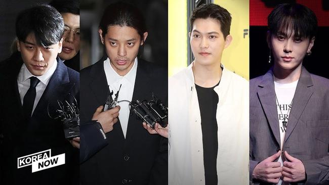 Làng giải trí Hàn Quốc 2019 nhuốm màu đen tối: Những màn đấu đá lẫn nhau hậu ly hôn liệu có bằng sự tang thương bao trùm nửa cuối năm - Ảnh 2.