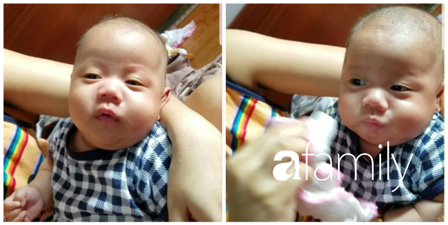 Sinh con non ở tuần thứ 28, nặng hơn 1,2 kg sau 4 tháng con được 7kg nhanh nhẹn họa bát, bí quyết của mẹ là đây - Ảnh 3.