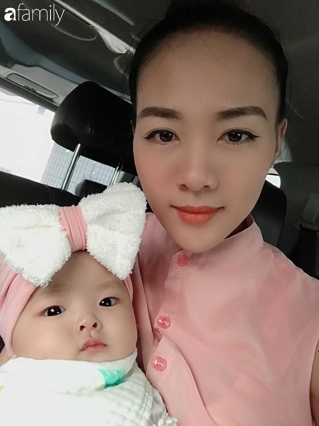 Hành trình mang thai gian nan đầy nước mắt của mẹ Sài Gòn: Cả thai kỳ chỉ nằm im một chỗ, cứ 1 tuần lại ra huyết 1 lần - Ảnh 2.
