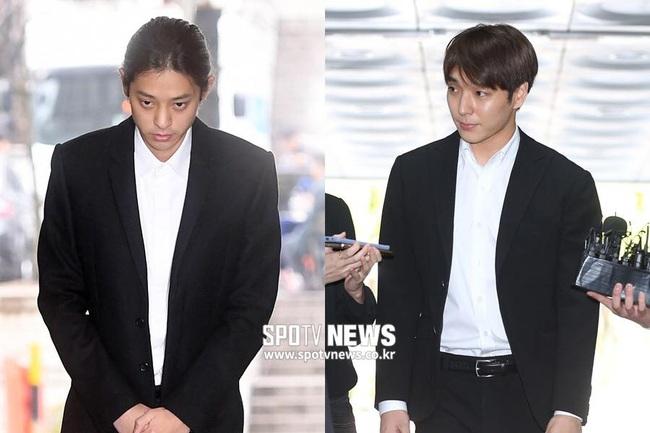Vụ bê bối hiếp dâm tập thể gây chấn động giới giải trí Hàn Quốc chính thức khép lại: Jung Joon Young và Choi Jong Hoon lãnh án 5 - 6 năm tù giam - Ảnh 2.