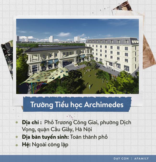 Danh sách các trường tiểu học tại quận Cầu Giấy: Chiếm gần một nửa là hệ ngoài công lập, ghi dấu ấn với trường Nguyễn Siêu - Ảnh 23.