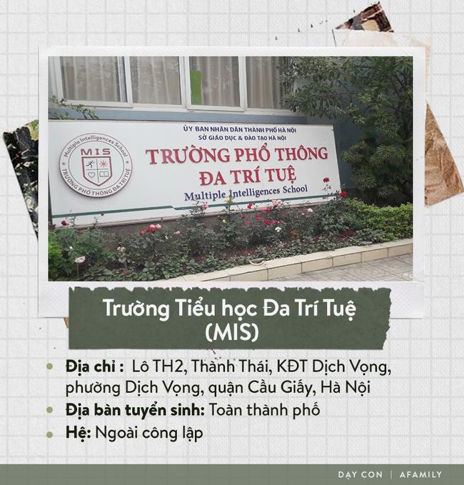 Danh sách các trường tiểu học tại quận Cầu Giấy: Chiếm gần một nửa là hệ ngoài công lập, ghi dấu ấn với trường Nguyễn Siêu - Ảnh 24.