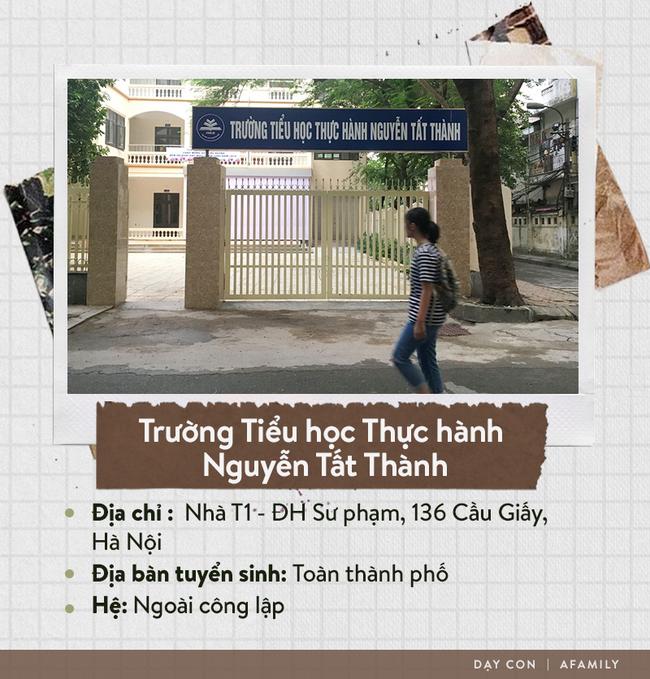 Danh sách các trường tiểu học tại quận Cầu Giấy: Chiếm gần một nửa là hệ ngoài công lập, ghi dấu ấn với trường Nguyễn Siêu - Ảnh 26.