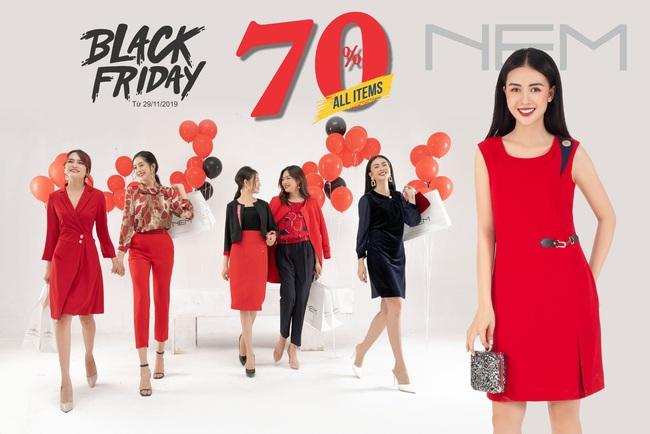 Black Friday: Chẳng cần tìm kiếm đâu xa, cứ ra đường là thấy cả loạt store thiết kế Việt sale toàn 50 - 70% chứ không ít - Ảnh 2.