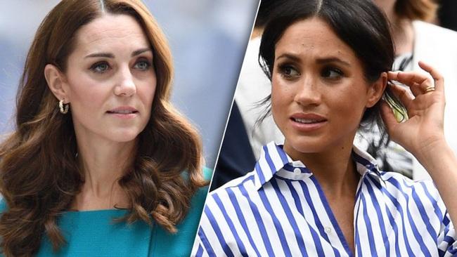 """Meghan Markle chi hơn 350 triệu đồng làm thêm hàng rào thứ ba quanh dinh thự gây ra tranh cãi trong khi chị dâu Kate lại có hành động """"cao tay"""" này - Ảnh 3."""