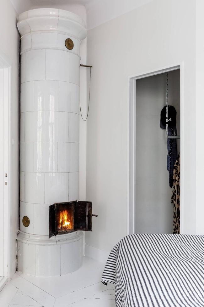 Căn hộ 45m2 sáng bừng với sắc trắng bao trùm, đồ nội thất nổi bần bật mọi khoảnh khắc - Ảnh 11.