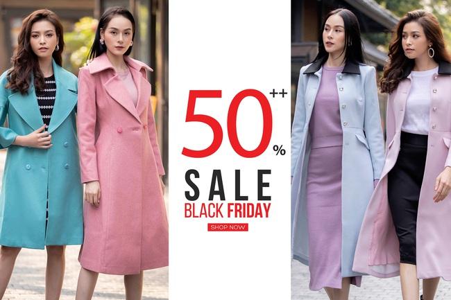 Black Friday: Chẳng cần tìm kiếm đâu xa, cứ ra đường là thấy cả loạt store thiết kế Việt sale toàn 50 - 70% chứ không ít - Ảnh 4.