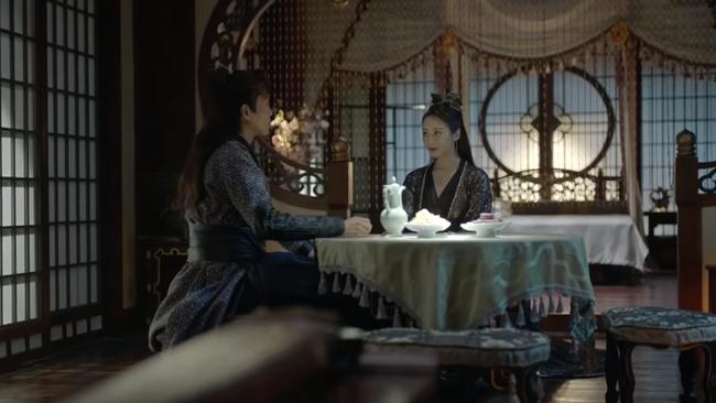 """""""Khánh Dư Niên"""" tập 7 - 8 gây sốc với cảnh giường chiếu của Trương Nhược Quân và """"Lệnh Phi"""" Lý Thuần - Ảnh 6."""