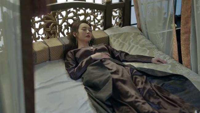 """""""Khánh Dư Niên"""" tập 7 - 8 gây sốc với cảnh giường chiếu của Trương Nhược Quân và """"Lệnh Phi"""" Lý Thuần - Ảnh 8."""