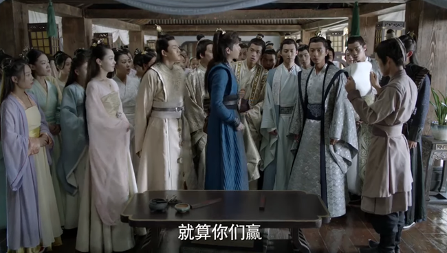 """""""Khánh Dư Niên"""" tập 7 - 8 gây sốc với cảnh giường chiếu của Trương Nhược Quân và """"Lệnh Phi"""" Lý Thuần - Ảnh 2."""