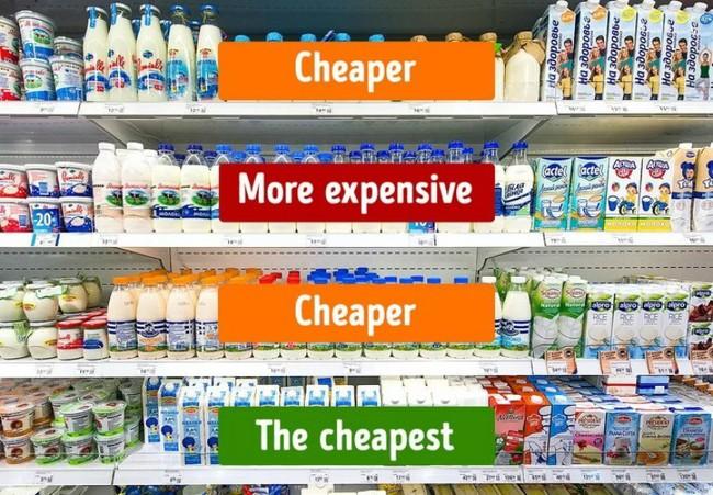 6 bí kíp mua sắm được các bà nội trợ khó tính nhất chia sẻ để chị em đi siêu thị mua được đồ tốt và đúng giá nhất - Ảnh 7.